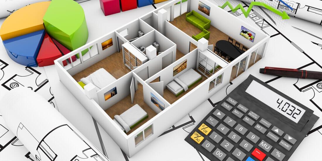 Рыночная стоимость недвижимости. Как просчитать?